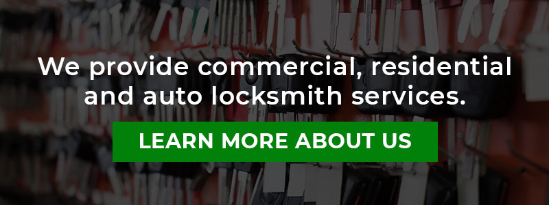 Commercial, Residential and Auto locksmith services