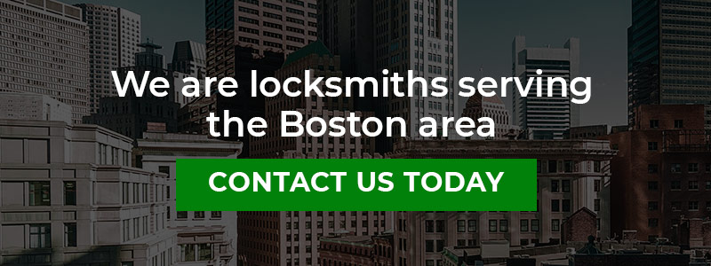Locksmiths serving the boston area