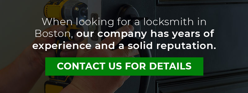 Bostons Locksmith - South End Boston Locksmith Service