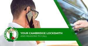 reasons to call a locksmith