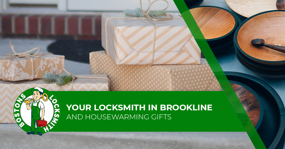 locksmith housewarming gifts